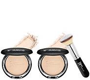 IT Cosmetics Super-Size Celebration Foundation with Brush - A253482
