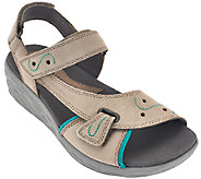 Cobb Hill by New Balance Leather Strap Sandals - Fresh Star - A264482