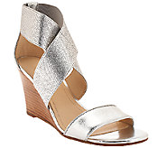 Marc Fisher Stretch Criss-cross Wedges - Cecila - A266982