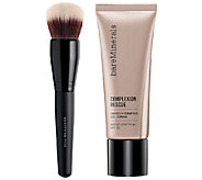 bareMinerals Complexion Rescue SPF 30 Tinted Cream with Brush - A268482