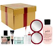 QVC Beauty 2015 6-piece Holiday Beauty Box - A270482