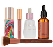 Josie Maran Vibrant Milky Skin Argan 5-Piece Kit - A279282