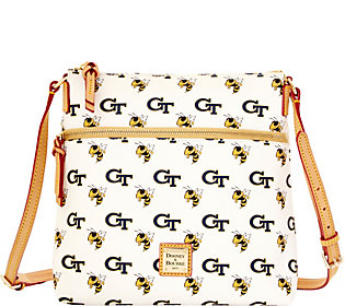 Dooney & Bourke NCAA Georgia Tech University Crossbody