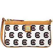 Dooney & Bourke NCAA University of South Carolina Slim Wristlet - A283282