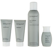 Living Proof Dry Volume Blast with Full Cleanse and Style Kit - A305282