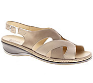 Spring Step Flex Collection Snippet Slingback Sandals - A332782
