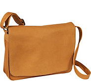 Le Donne Leather Flap Over Shoulder Bag - A359382