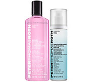 Peter Thomas Roth Rose Cleanser and Bubbling Mask Duo - A360982