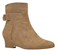 Nine West Leather Booties - Jabali - A362282