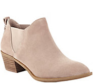 Sole Society Scalloped Gore Booties - Nancy - A411782