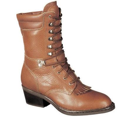 h s ochre 8 quot opanka packer boots a149583