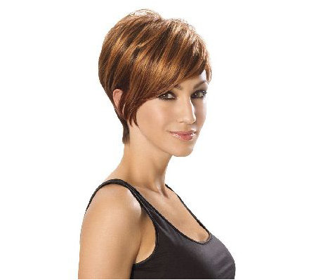 Hairdo Angled Short Cut Wig