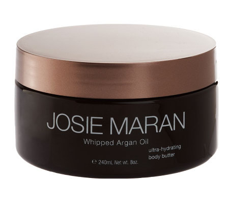 Josie Maran Whipped Argan Oil Illuminizing Body Butter 8oz