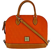 Dooney & Bourke Blended Shadow Zip Zip Satchel - A275883