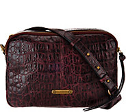Joelle Hawkens by Treesje Croco Embossed Camera Bag- Lidia - A282483