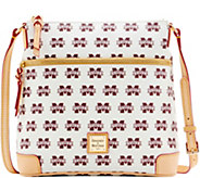 Dooney & Bourke NCAA Mississippi State Crossbody - A283183