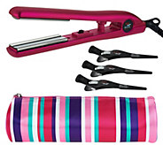 CHI Smart GEMZ Magnify Volumizing Compact Styling Iron - A285683