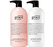 philosophy grace & love shampoo & conditioner duo - A287983