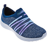 As Is Skechers Burst Mesh Slip-On Sneakers - Alter Ego - A291783