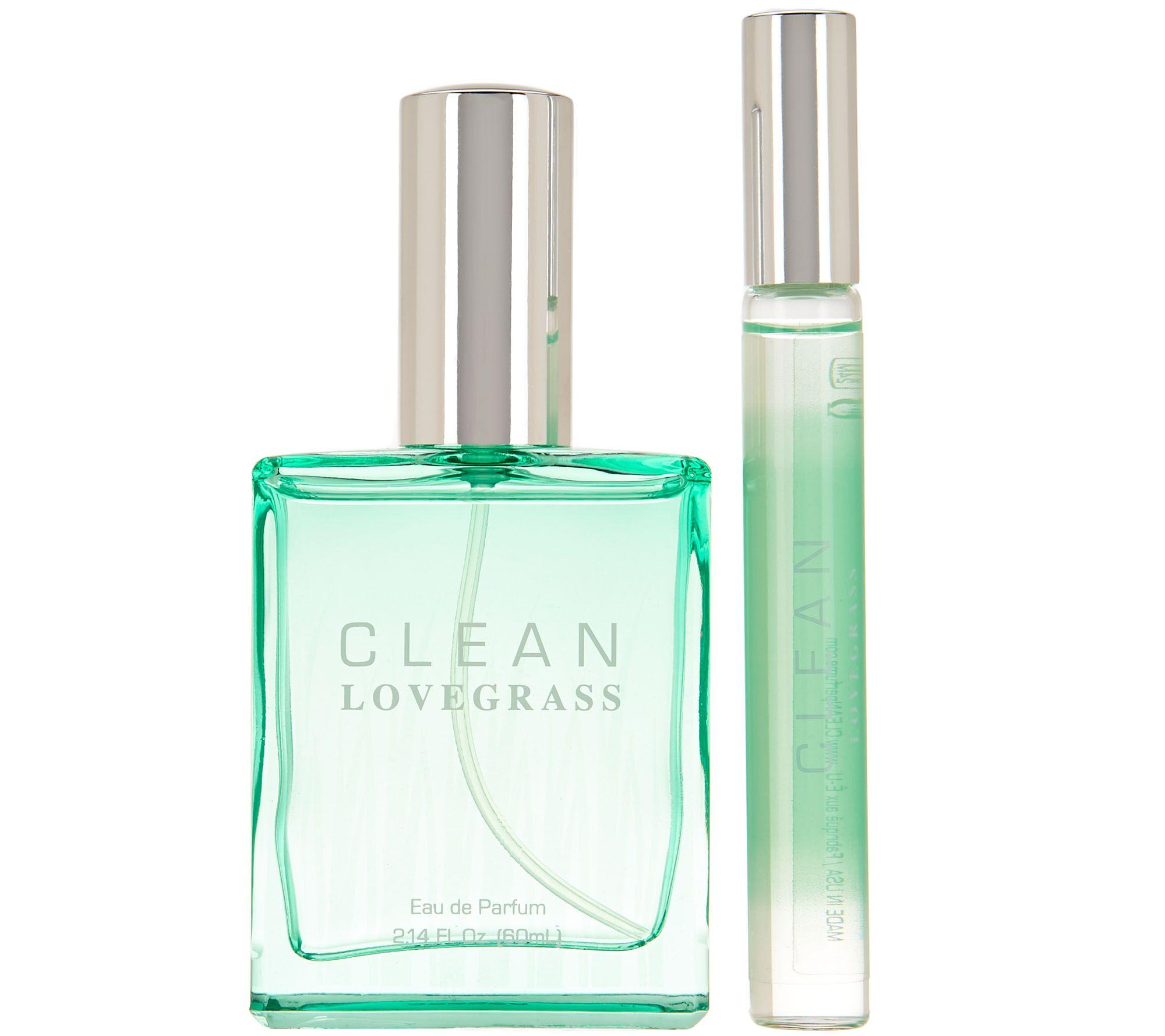 perfumes clean
