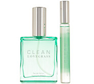 CLEAN Lovegrass Eau de Parfum & Rollerball Duo - A291983
