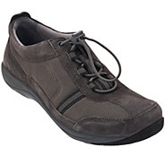 Dansko Stain Resistant Bungee Lace Sneakers - Helen II - A293283