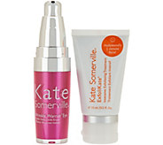 Kate Somerville Wrinkle Warrior Eye Gel & Exfolikate Intensive Mini - A306883
