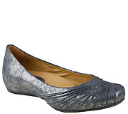Earthies Leather Slip-Ons - Vanya - A336083