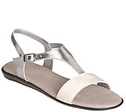 Aerosoles T-Strap Sandals - World Chlass - A336483