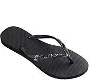 Havaianas Flop-Flop Sandals - Slim Metal Mesh - A340483