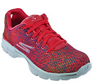 Skechers GO Walk 3 Printed Lace-up Sneakers - Digitize - A279384