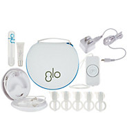 GLO Science GLO Brilliant Teeth Whitening Device with Maintenance Pen - A279584