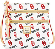 Dooney & Bourke NCAA University of Oklahoma Zip Crossbody - A283484