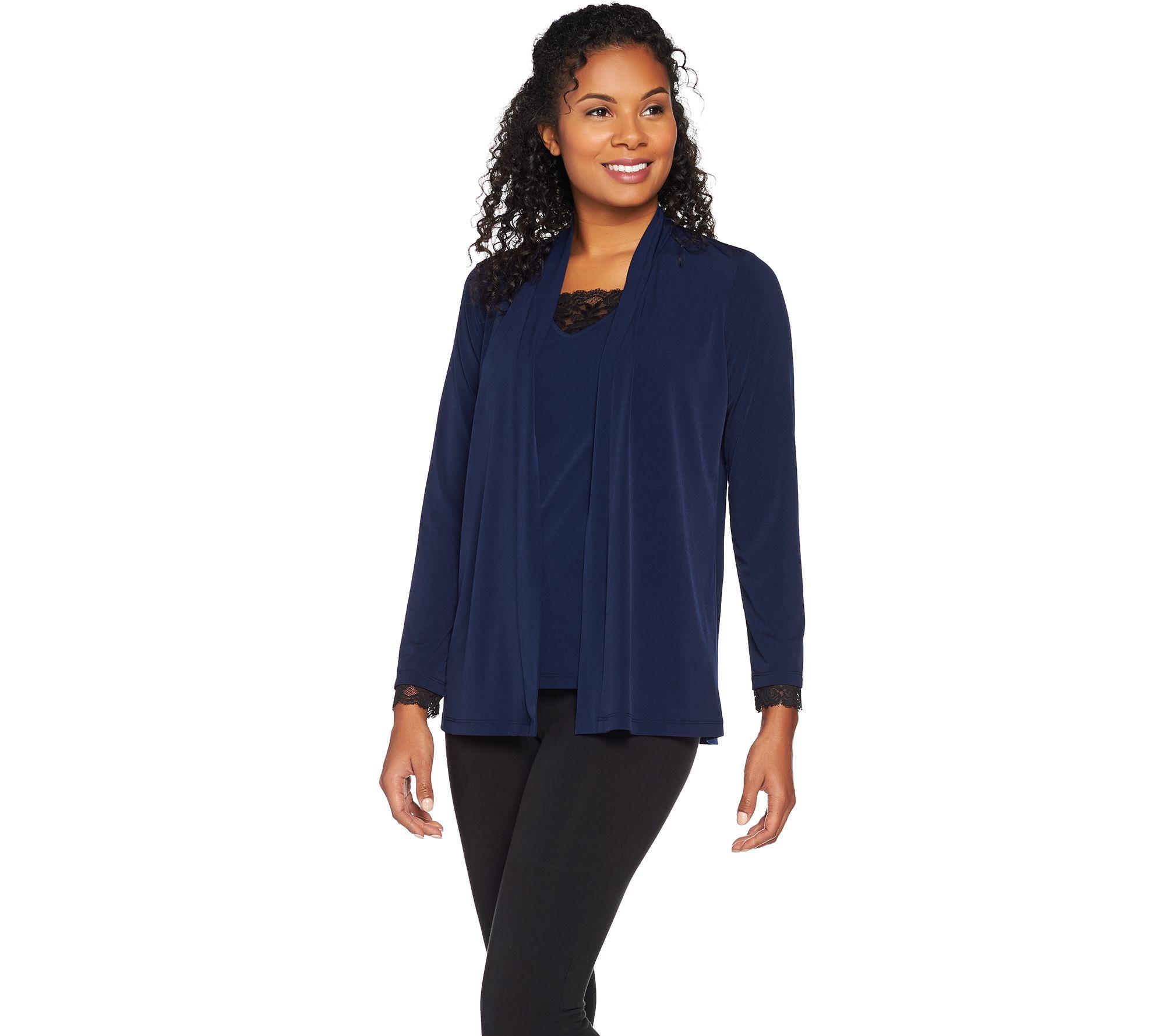 Twin Sets — Sweaters & Cardigans — Fashion — QVC.com