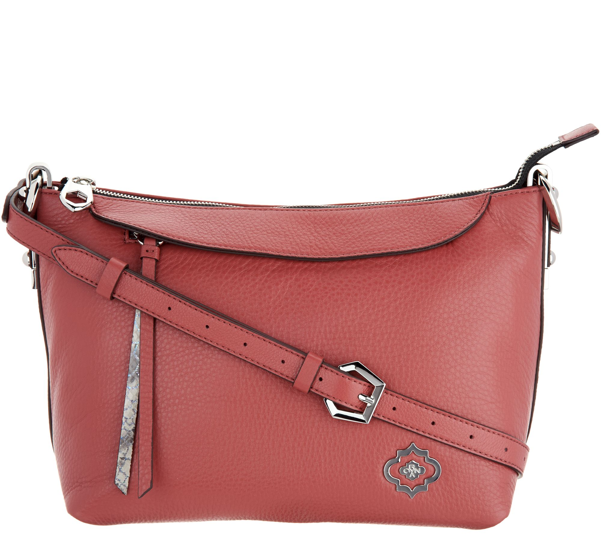 Extra small ladies leather gloves uk - Oryany Pebble Leather Larissa Crossbody A292984