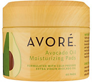 AVORE Avocado Oil Moisturizing Pads - A295684