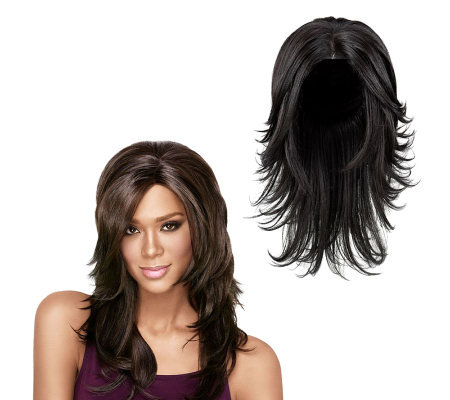 LUXHAIR NOW by Sherri Shepherd Luscious LayersLace Front Wig