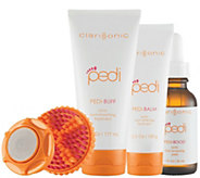 Clarisonic Smart Pedi Transformation Set - A357384