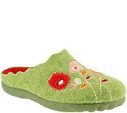 Flexus by Spring Step Indoor Outdoor Slippers -Wildflower - A360284