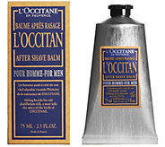 LOccitane After Shave Balm for Men, 2.5 oz - A362884