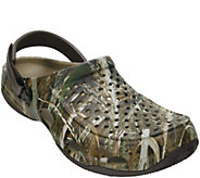 Crocs Mens Clogs - Swifterwater Deck RealtreeMax-5 - A412484