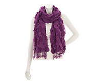 Layers by Lizden Sunflower Bubble Scarf with Fringe - A230085