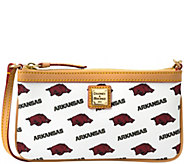 Dooney & Bourke NCAA University of Arkansas Slim Wristlet - A283285