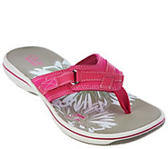 Clarks Sport Thong Sandals - Breeze Sea - A286285