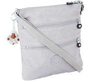 Kipling Nylon Mini Triple Zip Crossbody Bag - Keiko - A293885