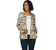 As Is Belle by Kim Gravel Military Jacket - A301485