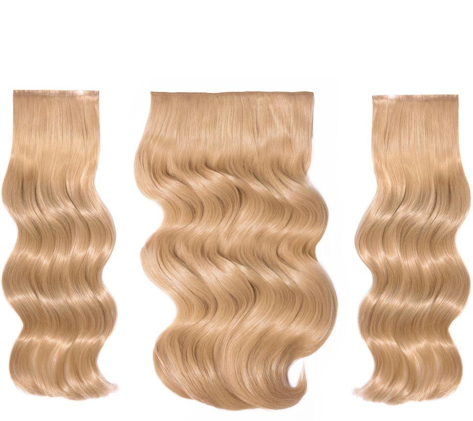 Bellami bell air 16 volumizing hair extensions page 1 qvc pmusecretfo Images