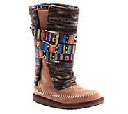 MUK LUKS Nikki Belt-Wrapped Mid-Calf Boots - A330985