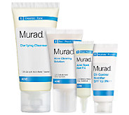 Murad 30-Day Acne Starter Kit - A334585