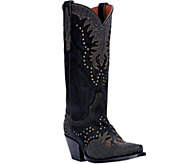 Dan Post Leather Boots - Invy - A335585